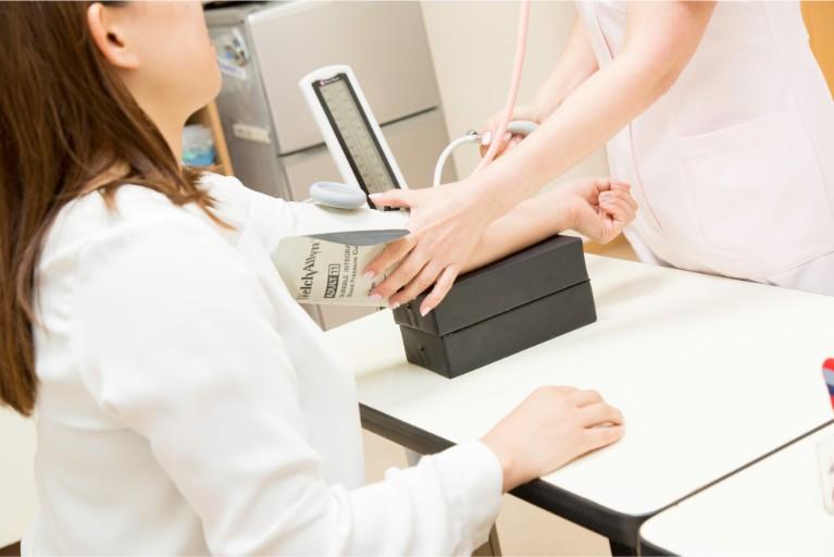 生活習慣病にならないために年に一度の健康診断を!